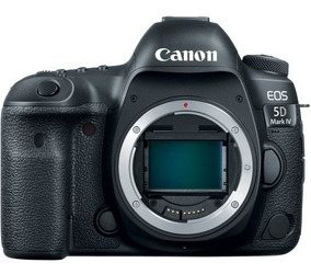 Câmera Canon 5d Mark Iv - Somente Corpo - Loja Platinum