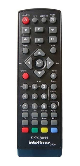 Controle Remoto Conversor Digital Keo K900 Df00