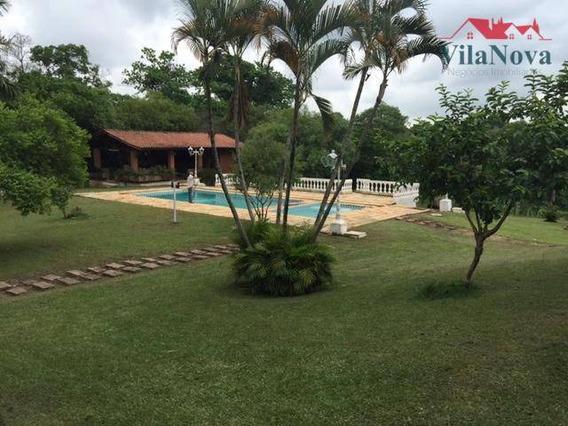 Chácara Com 4 Dormitórios Para Alugar, 24000 M² Por R$ 3.500/mês - Distrito Industrial Recreio Campestre Joia - Indaiatuba/sp - Ch0086