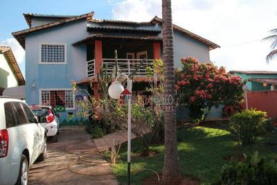 Vendo Casa Vom.5 Quartos, 4 Banheiros, Churrasqueira,..