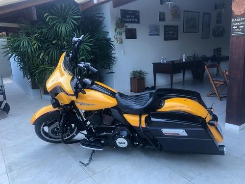Imagem 1 de 9 de Harley Davidson Street Glide