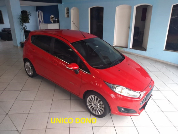 Ford New Fiesta Hatch Titanium 1.6 16v Powershift 2016
