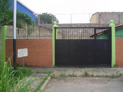 Venta De Casa Terreno 262mts2 En San Joaquin De Turmero.gbf