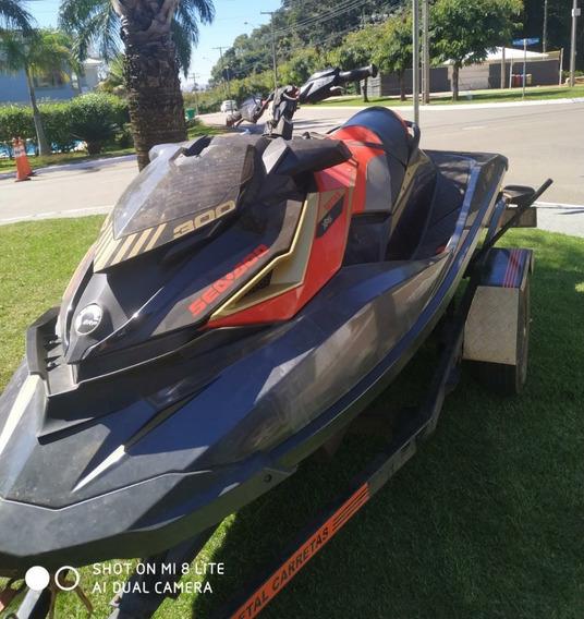 Jet Ski Sea-doo Rxp 300 Rs 353 Cm
