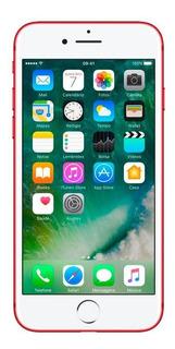 iPhone 7 128gb Usado Seminovo Vermelho Celular Excelente
