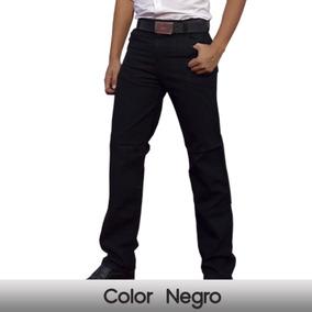 86cded633e Pantalon Negro Corte Regular en Mercado Libre México