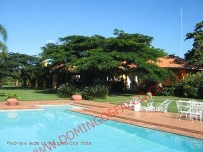 Venda - Fazenda - Zona Rural - Barra Bonita - Sp - D8183
