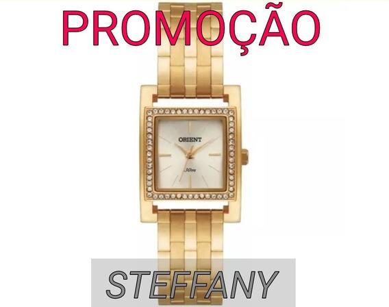 Relógio Orient De Fábrica, Original, Feminino, Lgss0044 C1kx