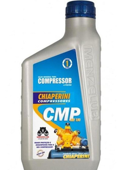 Oleo Lubrificante Compressor 1l Chiaperini Aw150