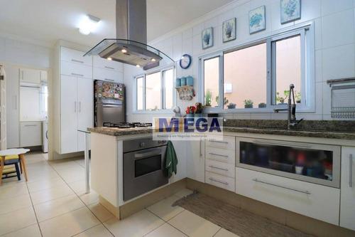 Casa À Venda, 179 M² Por R$ 1.179.999,99 - Chácara Primavera - Campinas/sp - Ca2363