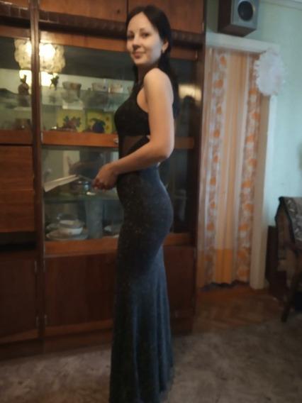 Vestido Importado Fiesta Negro