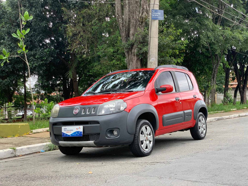 Fiat Uno 2014 1.0 Way Flex 5p