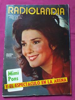 Radiolandia Nº 2424 - Enero 1975 - Año 48 - Póster Mimi Pons