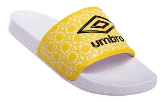 Chinelas Umbro Retro Unisex Amarilla