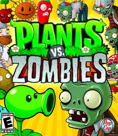 Plants Vs Zombies Pc Completo Envio Grátis Por Email