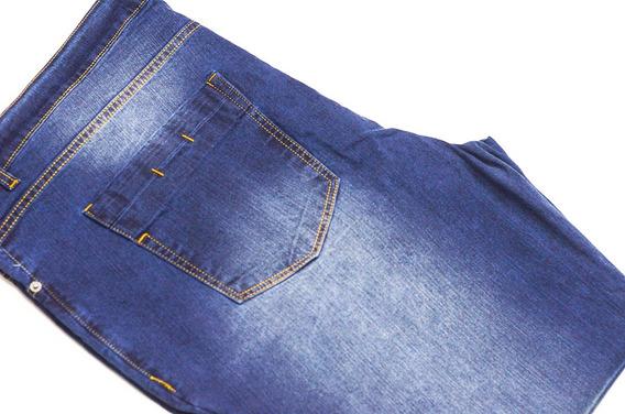 Mr Big - Jean Elastiz Azul T.58-68 - Talles Especiales 3051