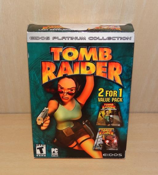 Tomb Raider Last Revelation Chronicles Angel Of Darkness Pc