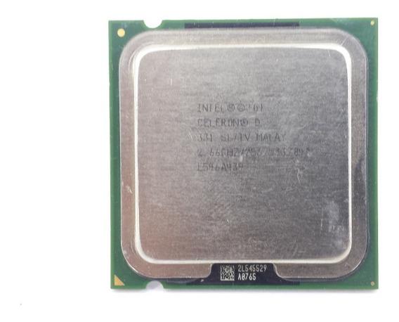 Processador Intel Celeron D331 775/2.66ghz/256/533mhz