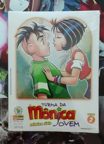 Turma Da Mônica Jovem Vol 2 Republicação 1° Série