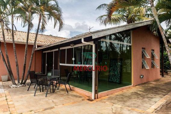Chácara Com 2 Dormitórios À Venda, 2500 M² Por R$ 700.000,00 - Real Village - Piratininga/sp - Ch0110