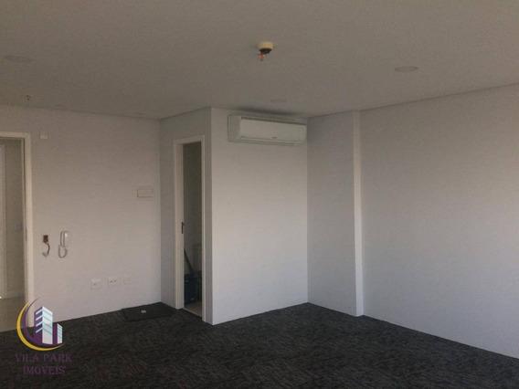Sala, 39 M² - Venda Por R$ 310.000,00 Ou Aluguel Por R$ 1.500,00/mês - Vila Yara - Osasco/sp - Sa0046