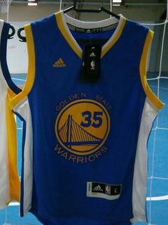 Camiseta Básquet Niños - Kevin Durant Golden State -original