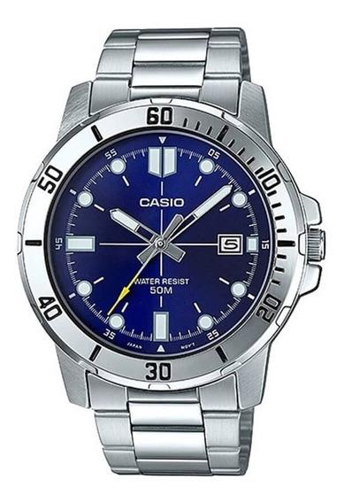Relógio Casio Masculino Mtp-vd01d-2ev Original C/ Nota