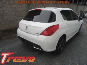 Sucata Peugeot 308 1.6 Thp 2013 / Somente Venda De Peças