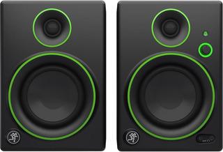 Mackie Cr4bt Monitor Activo Multimedia Par 4 Bluetooth 50w