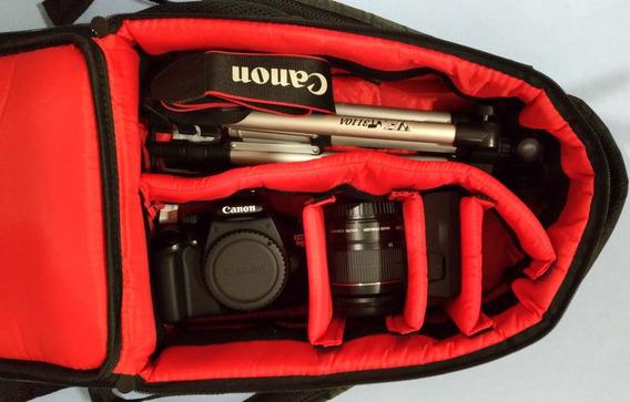 Câmera Dslr Canon Eos 1100d T3