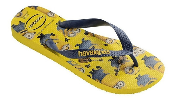 Ojotas Havaianas Trend Top Nautical Aero 4 Nite Originales