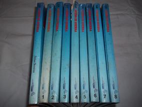 Coleção Aviões De Guerra Com 9 Volumes