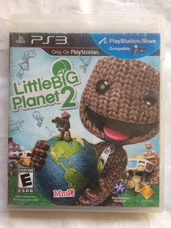 Little Big Planet 2 Ps3. Envíos Todo Chile