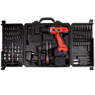 Trademark Tools 75-66007 Hawk 78-pc Conjunto De Taladro Inal