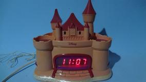 Rádio Relógio - Castelo Disney - Funcionando