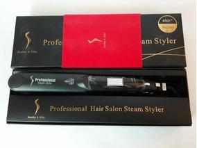 Plancha De Cabello A Vapor Professional Hair .