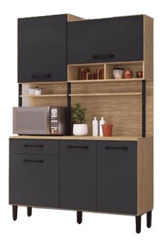 Mueble De Cocina Kit Completo Puertas 4 Puertas Amoblamiento