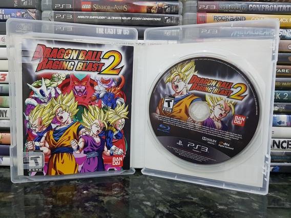 Dragon Ball Raging Blast 2 ***original***