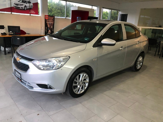 Chevrolet Aveo Ltz Quemacocos 2018 Tm