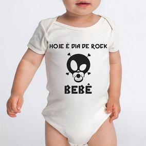 Bodies Frases Engraçadas Body Bebe Roupas Menino Menina Rock