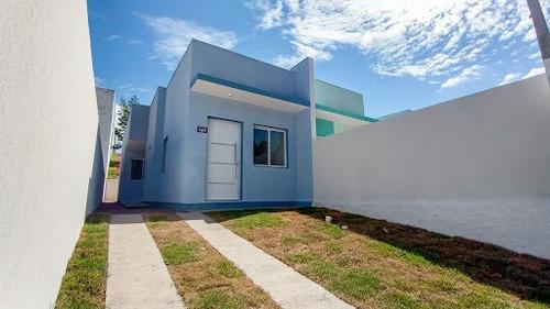 Imagem 1 de 8 de Casa Com 2 Dormitórios À Venda, 50 M² - Campo Grande - Estância Velha/rs - Ca1091