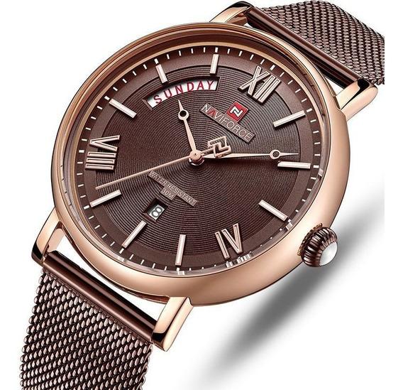 Relógio De Pulso Naviforce 3006