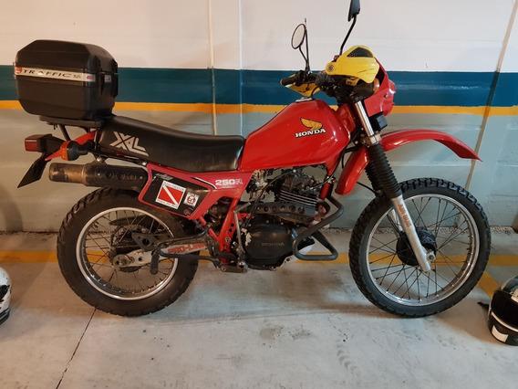 Xl 250 R 1983 - Motor Japones - Nunca Restaurada