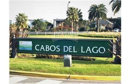 Venta Lote Al Agua Cabos Del Lago Ultimos Terrenos