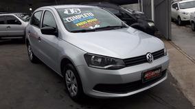 Volkswagen Gol G6 2015 Completo 1.6 8v Flex Msi 58.000 Km