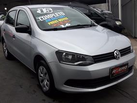 Volkswagen Gol G6 2015 Completo 1.6 8v Flex Msi 48.000 Km