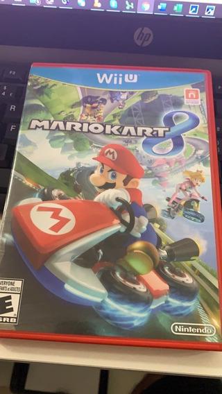 Mario Kart 8 - Midia Fisica - Nintendo Wii U
