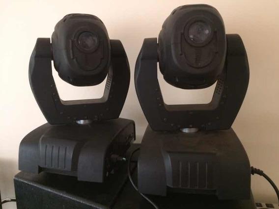 Moving Head Exell Tec Port 250 Dmx (par) Lâmpada A Gás