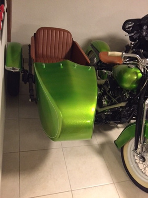 Sidecar Para Harley Davidson