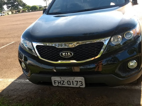 Kia Sorento 3.5 V6 Ex 7l 4x2 Aut. 5p 2012